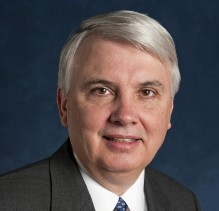 A headshot of Ned Curran, President & CEO of Bissell