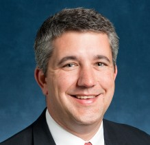 A headshot of Tom Pizzo, President of Bissell Property Services