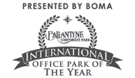 International Office Park of the Year logo
