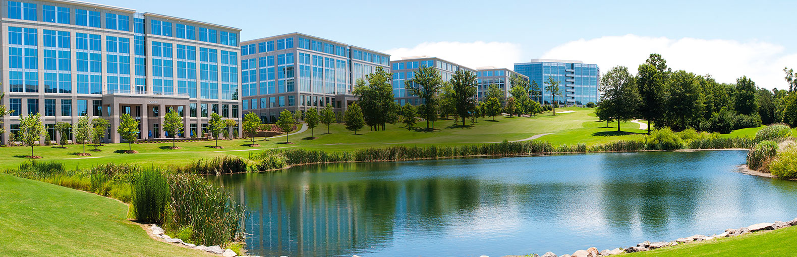 Office Buildings In Ballantyne Corporate Park